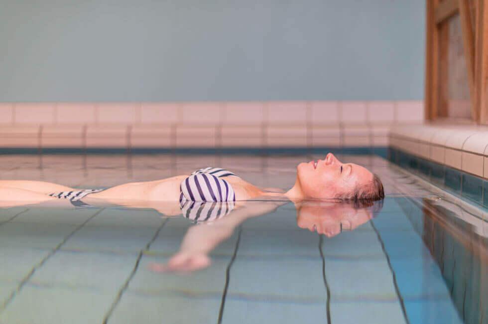 Therapien mit Sole während eines Gesundheitsurlaubs in Mecklenburg-Vorpommern