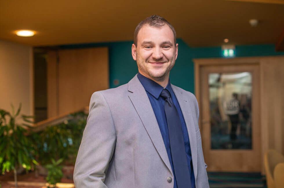 Kurzentrum Waren (Müritz) –Michael Elfert, Direktionsassistent