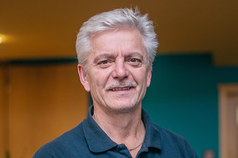 Kurzentrum Waren (Mürtiz) –Haustechniker Roland Herchenbach