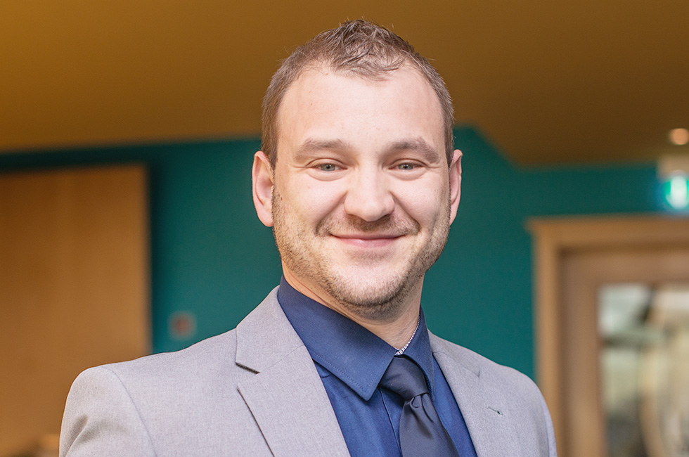 Kurzentrum Waren (Müritz) –Direktionsassistent Michael Elfert