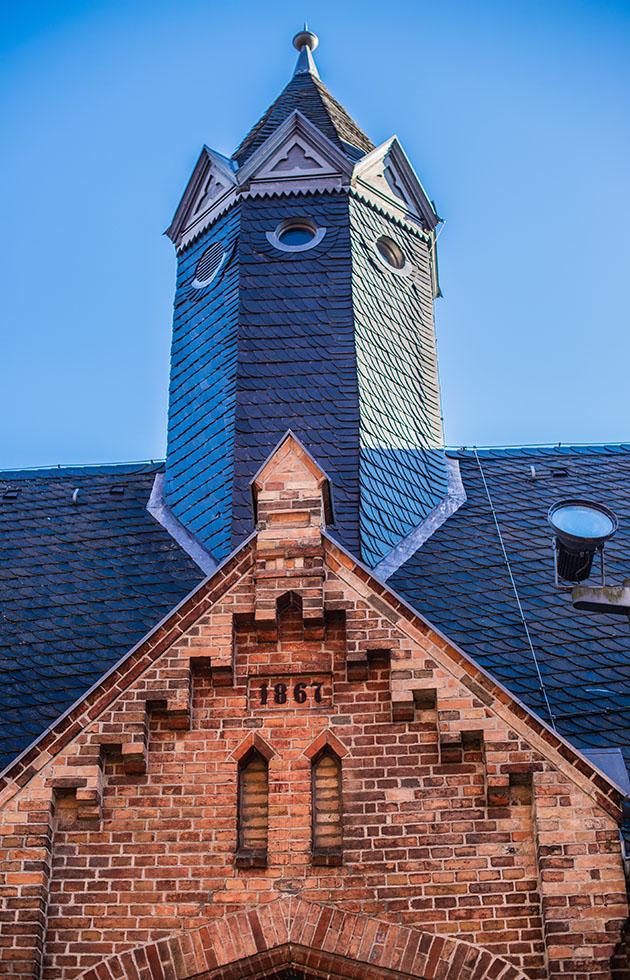 Stadtturm: Waren (Müritz)