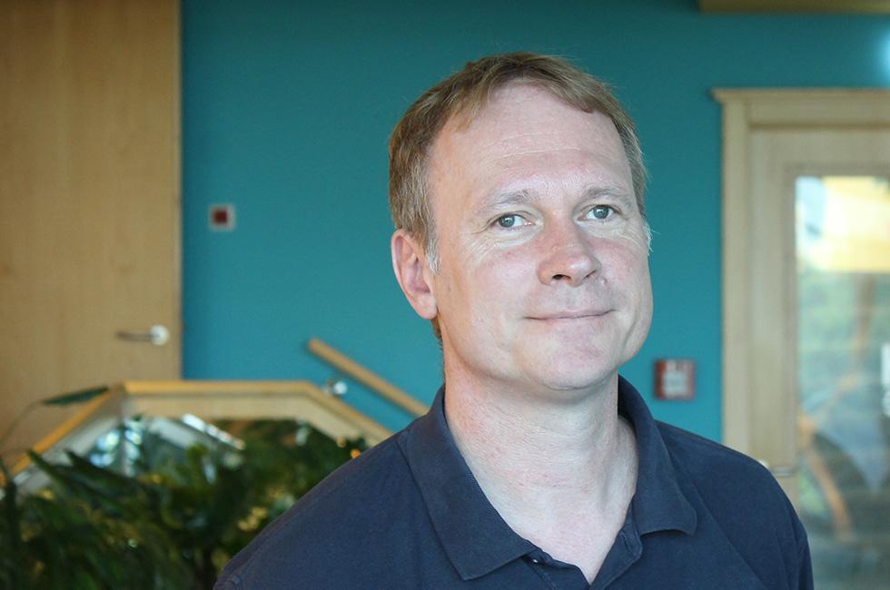 Kurzentrum Waren (Mürtiz) –Haustechniker Christian Huth